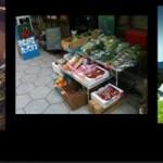 ピンポン食堂×BIOMANの野菜市!